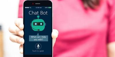 Le chatbot permet d'améliorer le travail de vos équipes commerciales