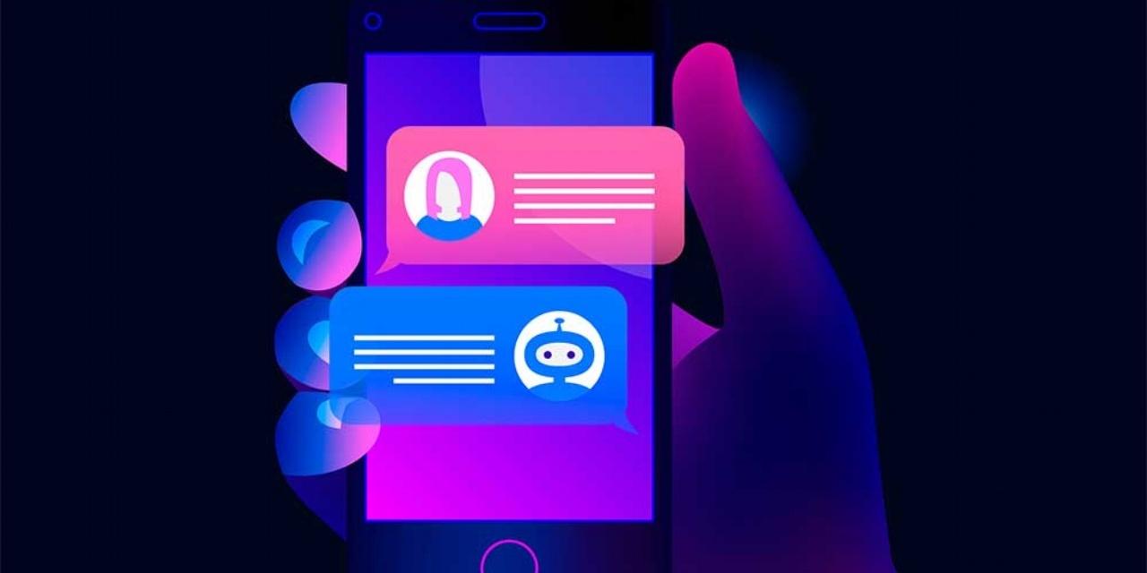 Les chatbots et voicebots doivent dialoguer avec l'internaute