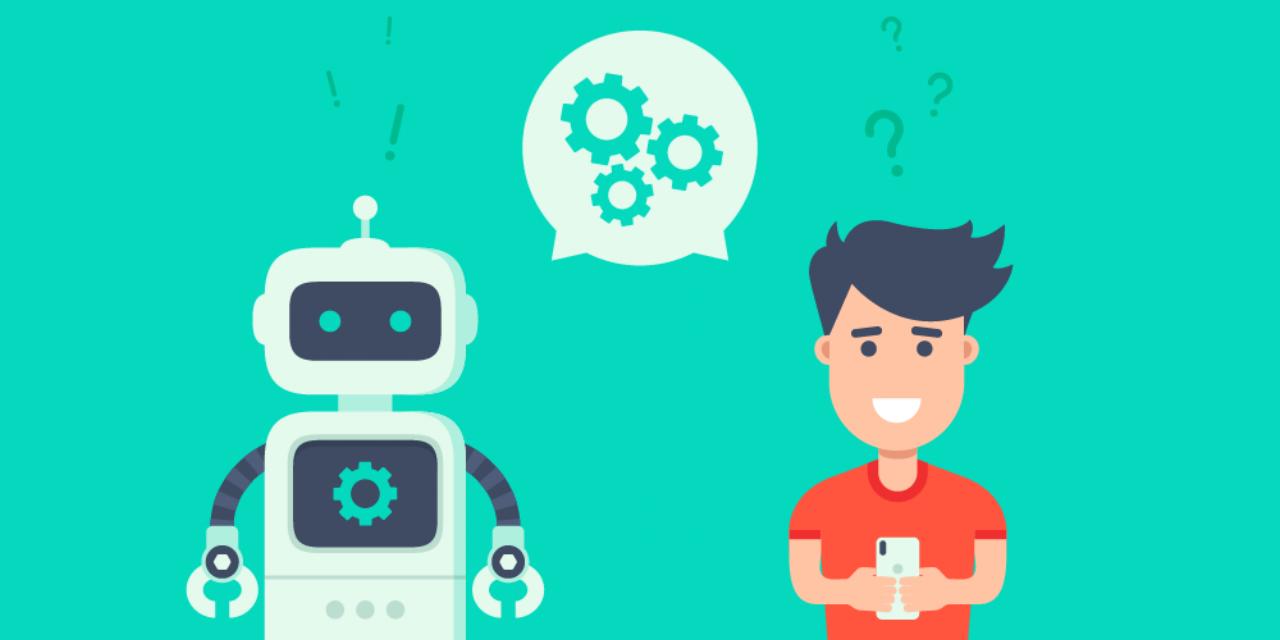 Le chatbot permet d'automatiser les réponses à faibles valeurs ajoutés