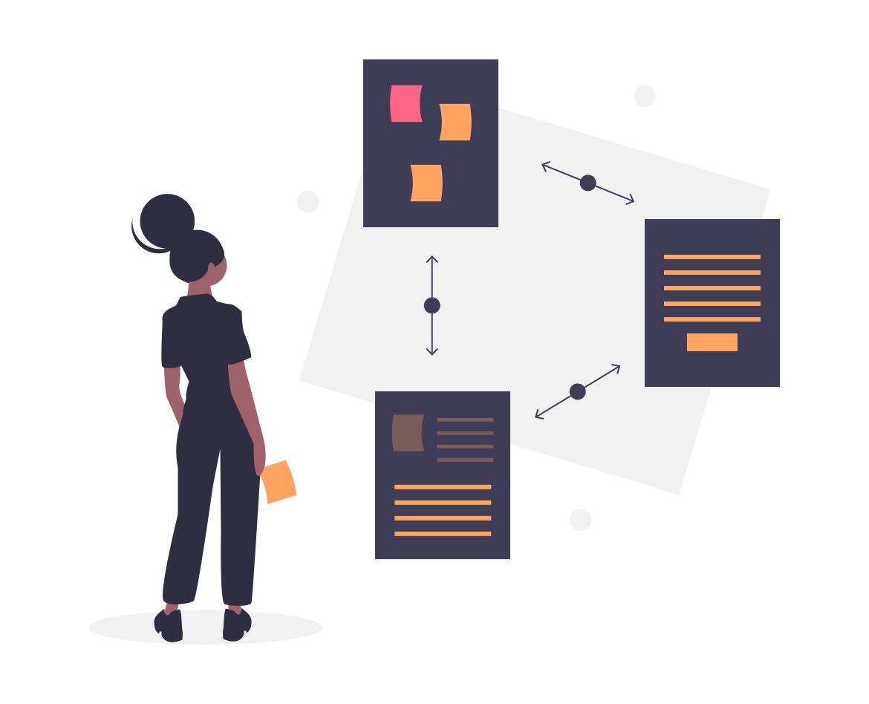 Le design thinking permet d'optimiser vos parcours client