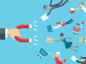 Un client satisfait peut recommander une marque à ses proches