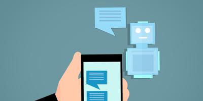 La réduction du taux de contact du service client est un des objectifs des chatbots