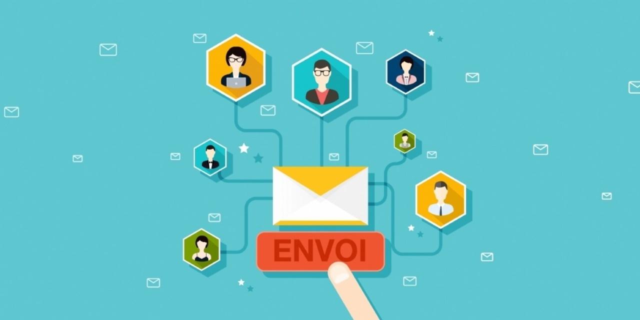 La segmentation client permet d'envoyer des messages personnalisés