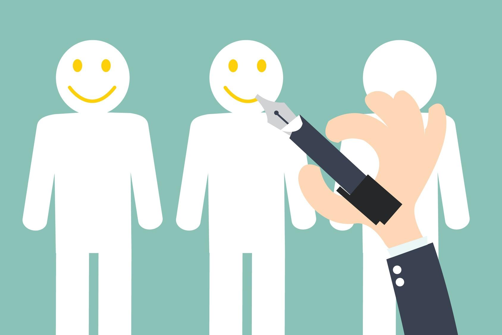 La satisfaction client permet une pérennité pour les entreprises