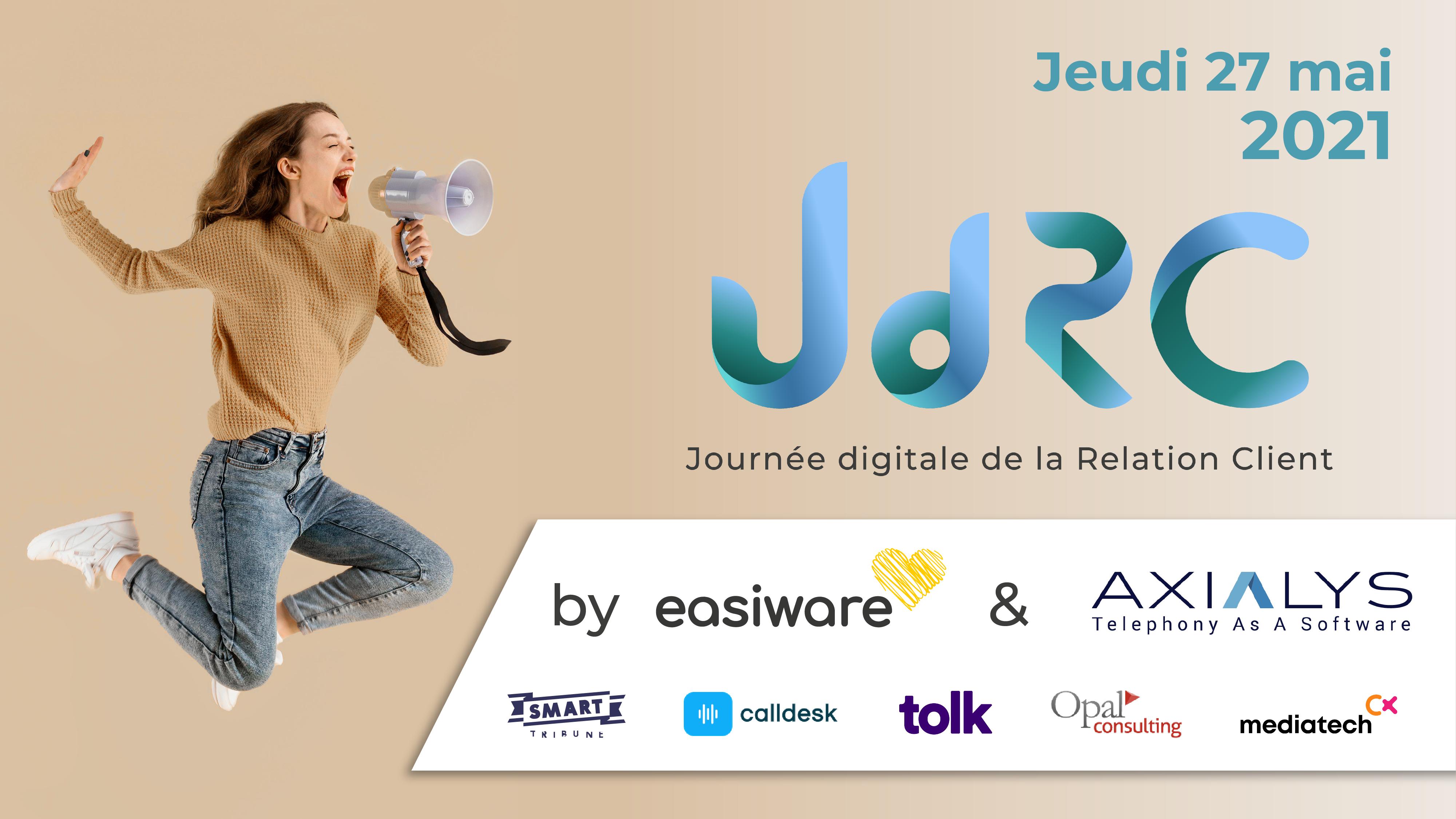 3ème journée digitale de la Relation Client 2021